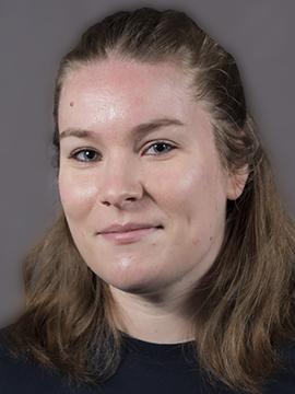 Photo of Cynthia Reid, the executive assistant.