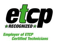 Entertainment Technician Certification Program (ETCP) logo