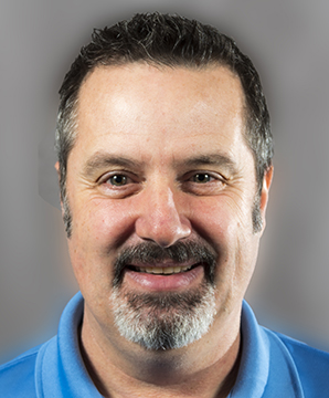Photo of John Galli, a project manager.