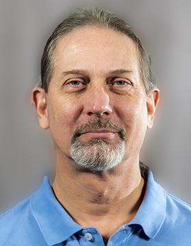 Photo of Peter Szymanski, the customer service manager.
